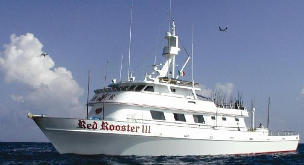 Long Range Sport Fishing Boat Red Rooster 3